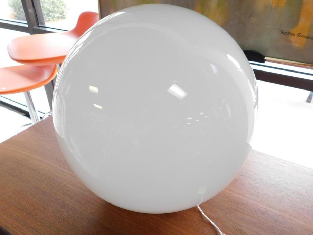 ROBERT SONNEMAN (ATTR.) BALL LAMP