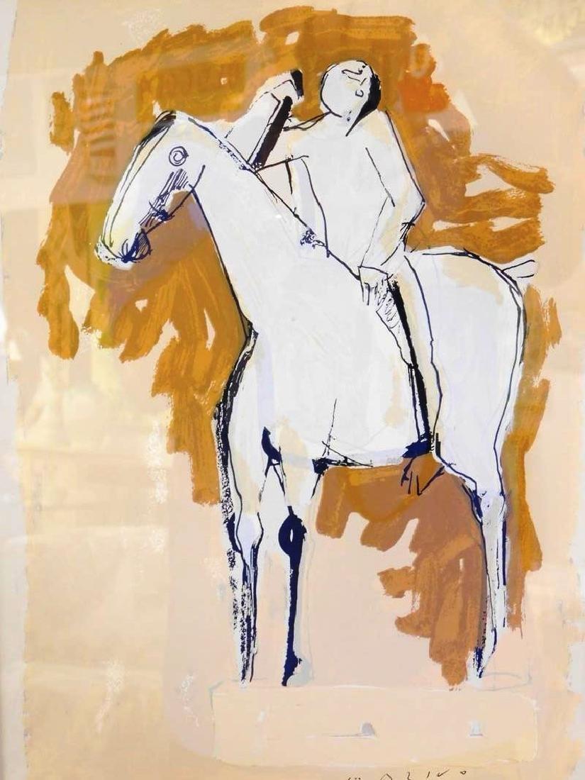 """MARINO MARINI (1901-80) """"PREGHIERA"""", 1950"""