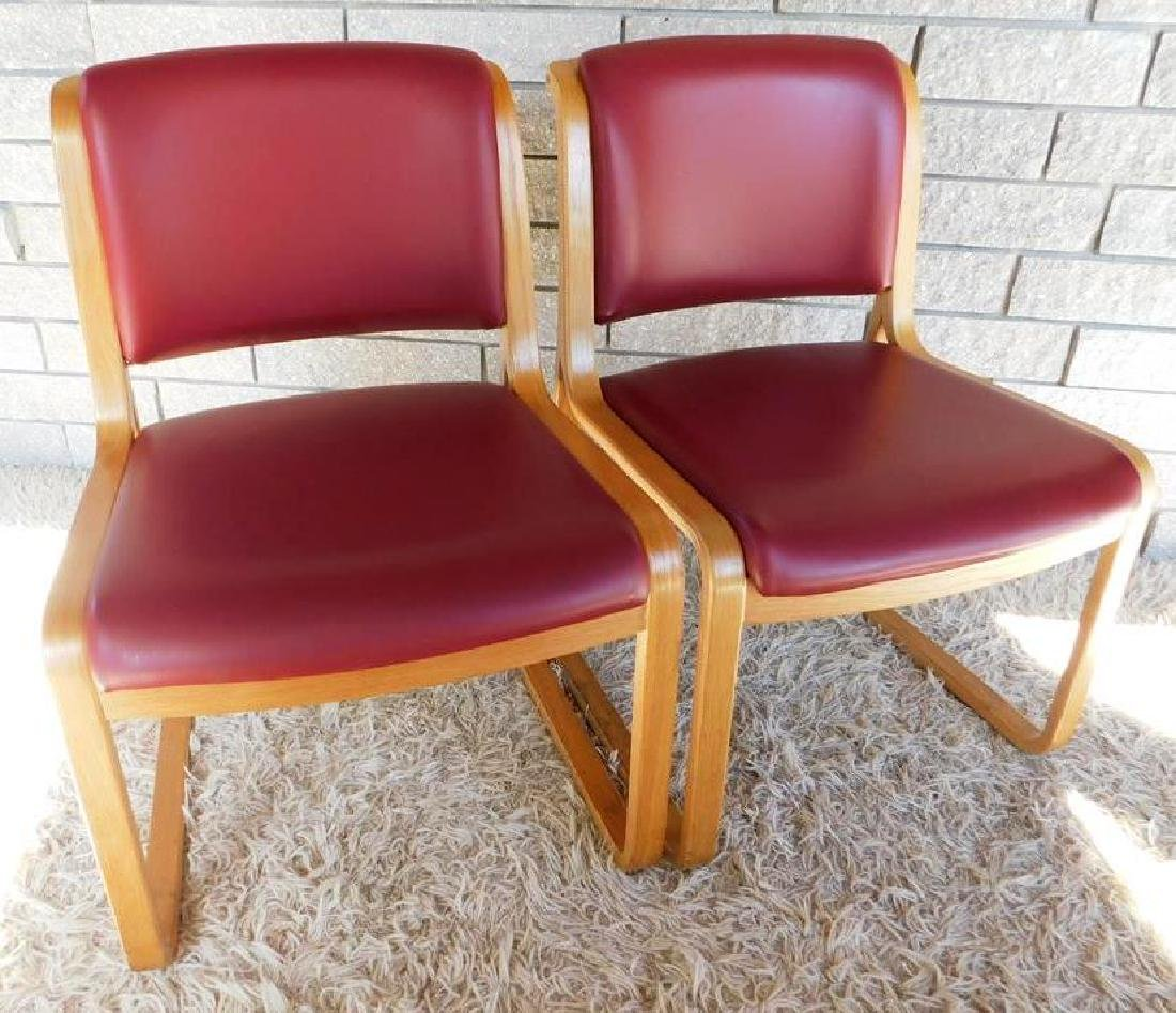 PAIR OF THONET BENTWOOD CHAIRS
