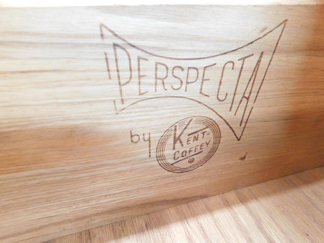 "KENT COFFEY ""PERSPECTA"" TRIPLE DRESSER - 2"