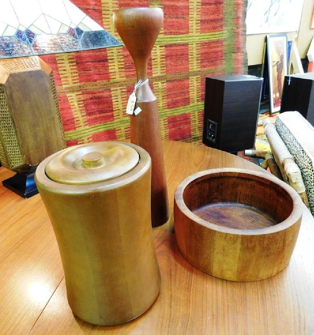 GROUPING OF TEAK SERVICE ITEMS
