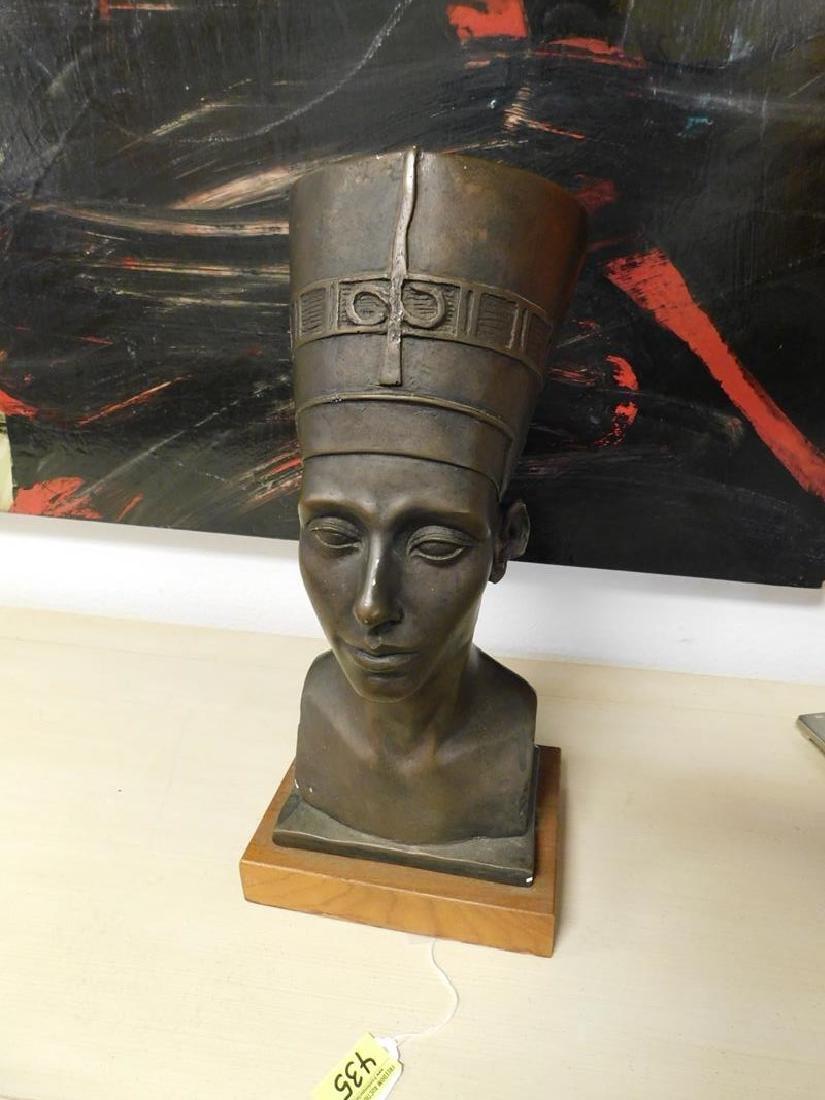 AUSTIN PRODUCTIONS EGYPTIAN RESIN SCULPTURE