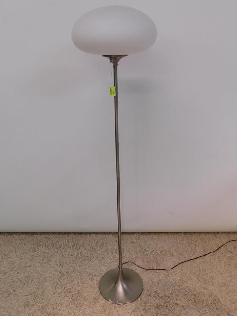 BILL CURY FOR LAUREL MUSHROOM FLOOR LAMP