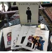 SOTHEBYS ELTON JOHN COLLECTION  1988 AUCTION CATALOG
