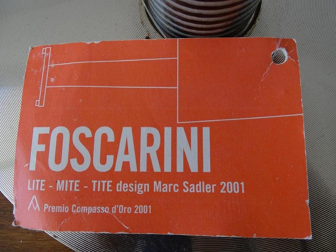 "MARC SADLER FOR FOSCARINI (ITALY) ""MITE"" FLOOR LAMP - 4"