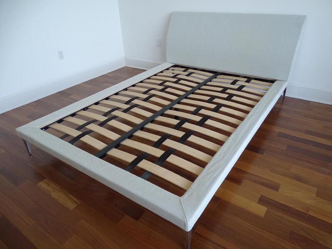 JASPER MORRISON FOR CAPPELINI PLATFORM BED