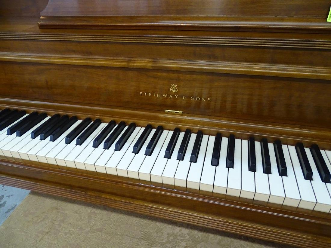 STEINWAY & SONS SPINET PIANO - 2