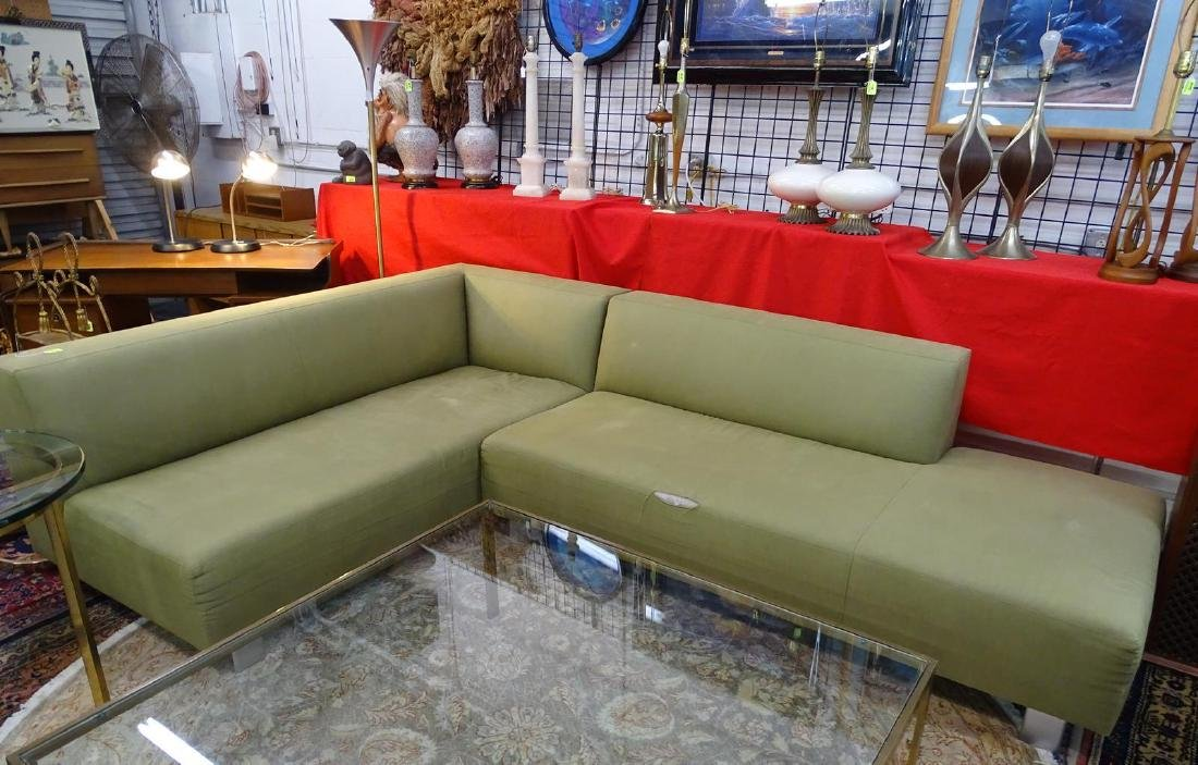 "ROOM & BOARD ""CHELSEA"" SECTIONAL"