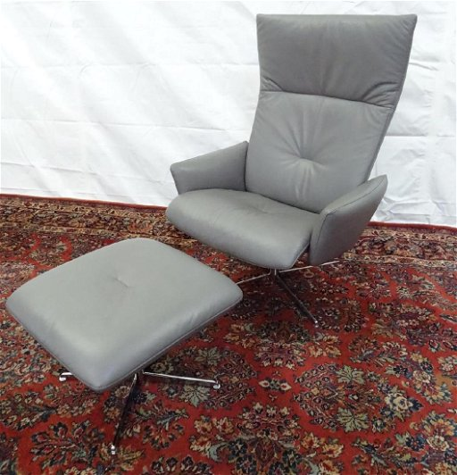 Superb Fjords Hjellegjerde Norway Recliner Ottoman Ocoug Best Dining Table And Chair Ideas Images Ocougorg