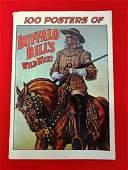 100 POSTERS OF BUFFALO BILLS WILD WEST BOOK