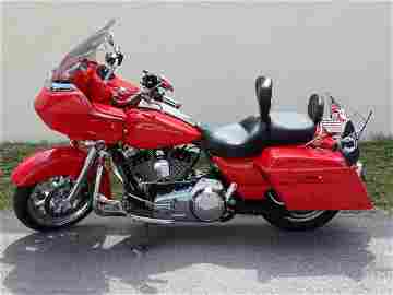 2010 HARLEY DAVIDSON FLTRX ROAD GLIDE