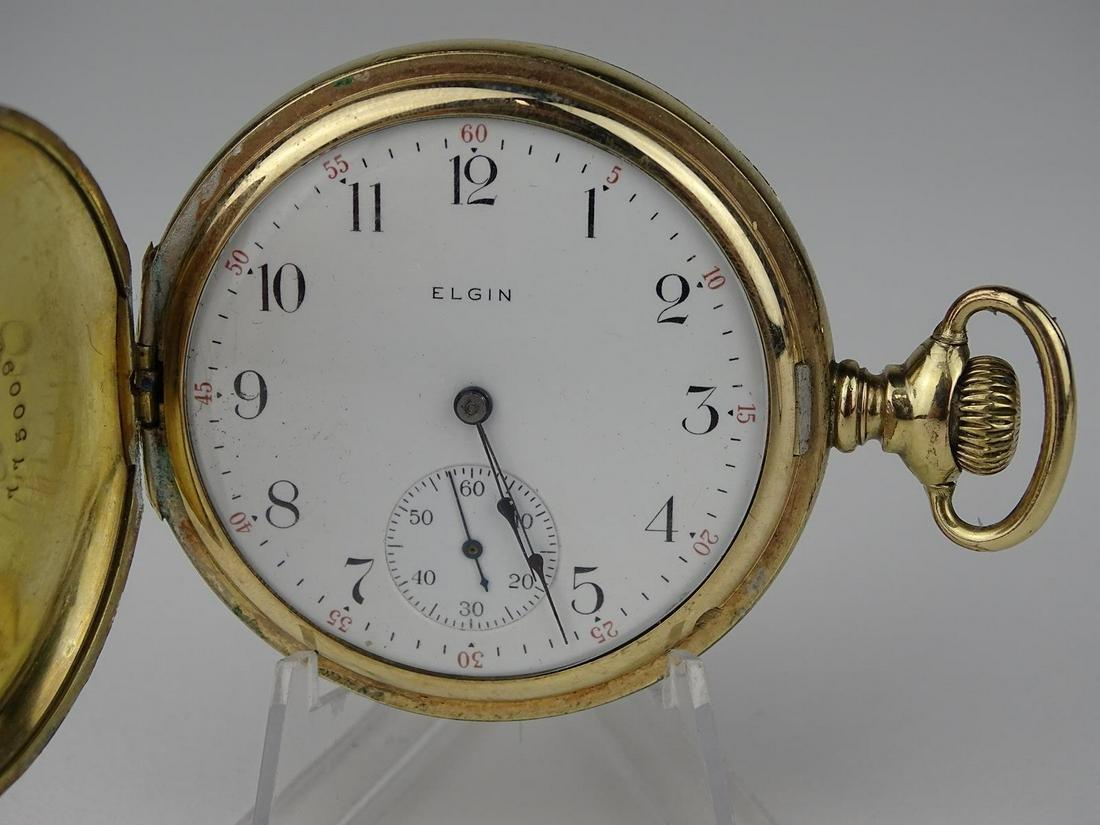 1912 ELGIN WATCH CO. POCKETWATCH