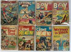 COLLECTION OF 1950S COMIC BOOKS
