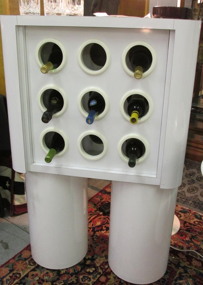 PROUVE INSPIRED WINE CABINET, 3-PART