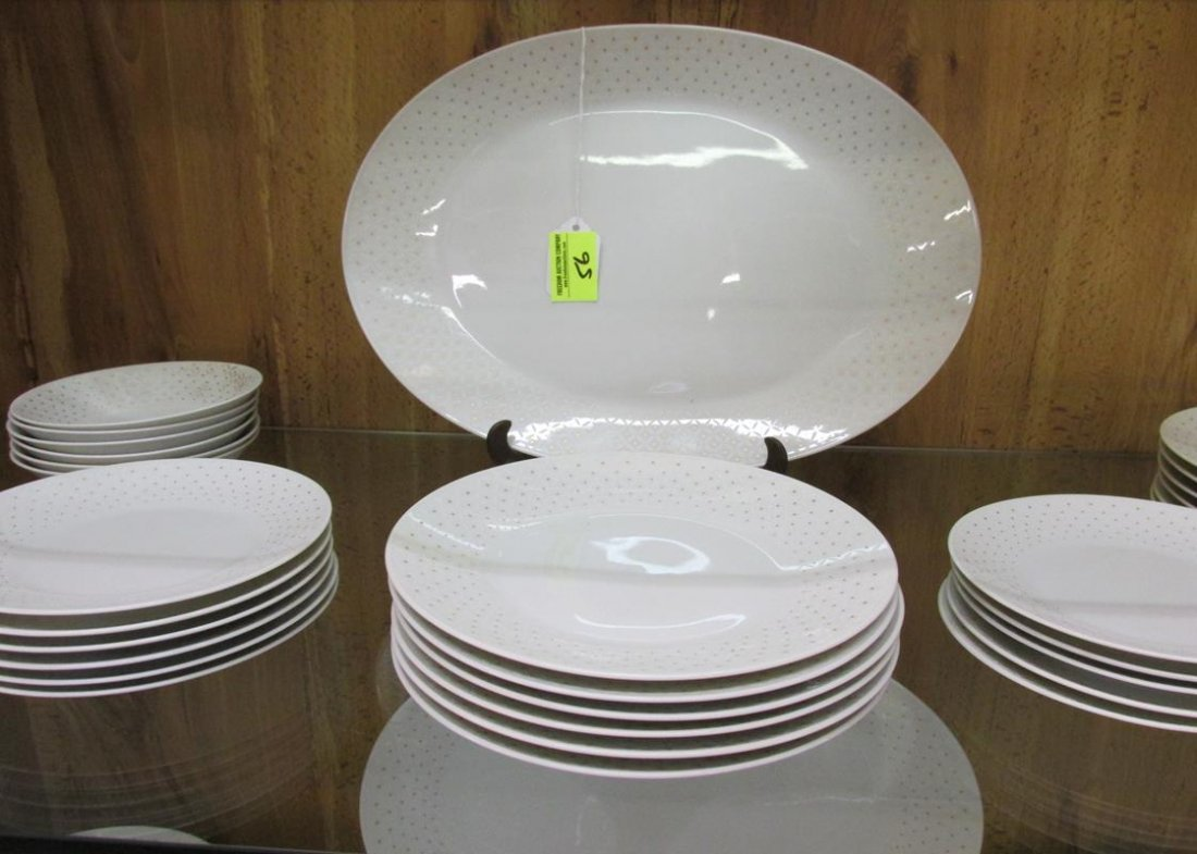 ROSENTHAL CONTINENTAL ESPLANADE DINNERWARE - 2