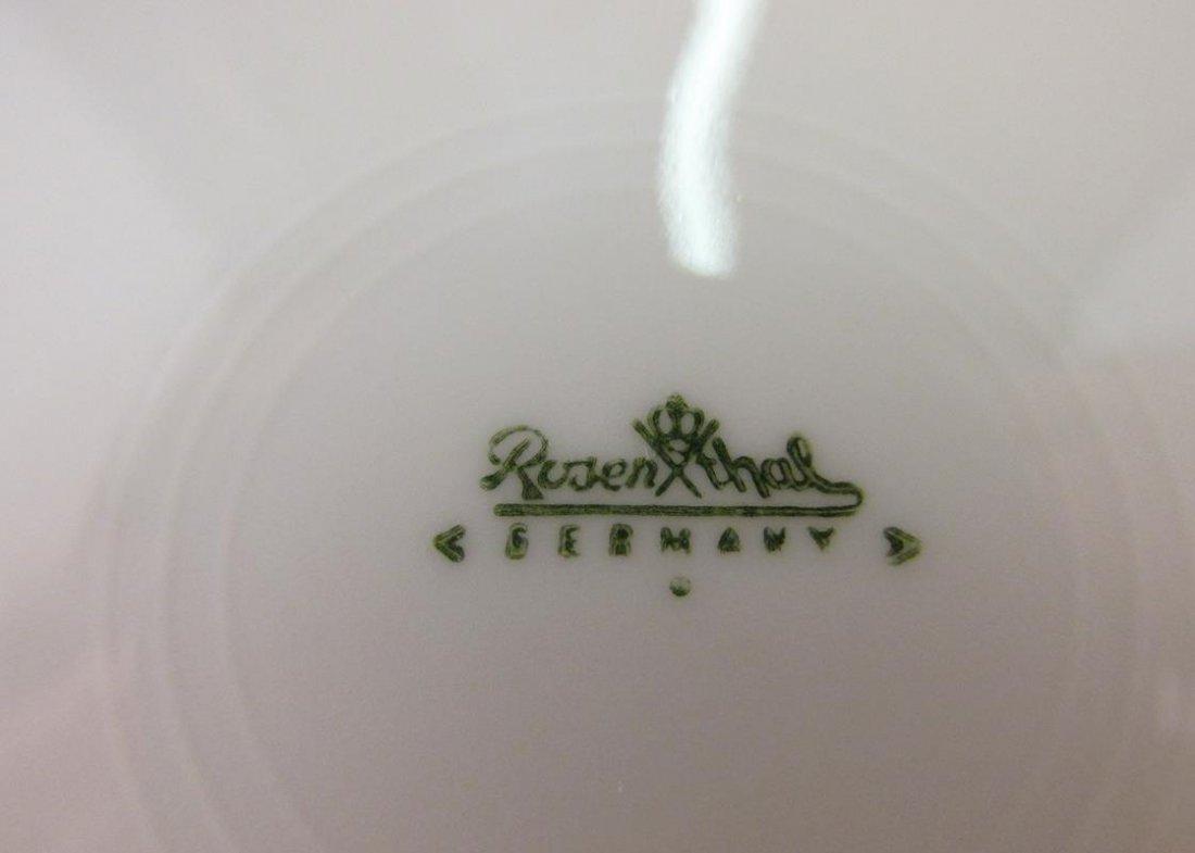 ROSENTHAL CONTINENTAL ESPLANADE DINNERWARE - 4