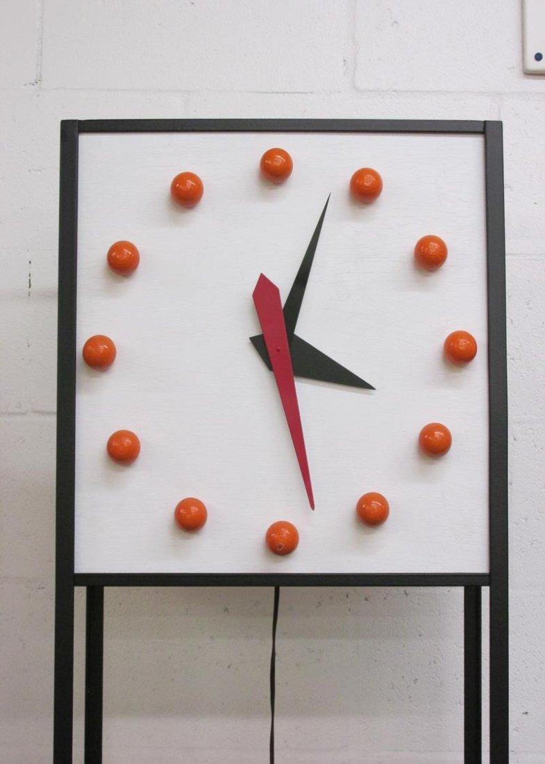 FREDERICK WEINBERG (ATTR.) CLOCK - 2