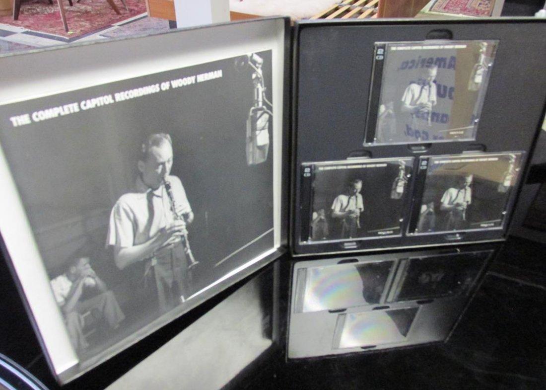 WOODY HERMAN, COMPLETE CAPITOL RECORDINGS - 2