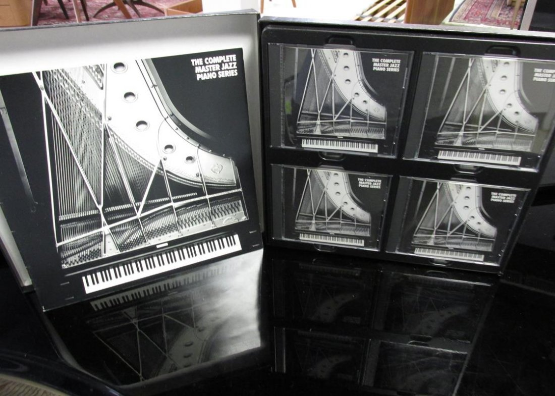 THE COMPLETE MASTER JAZZ PIANO SERIES - 2