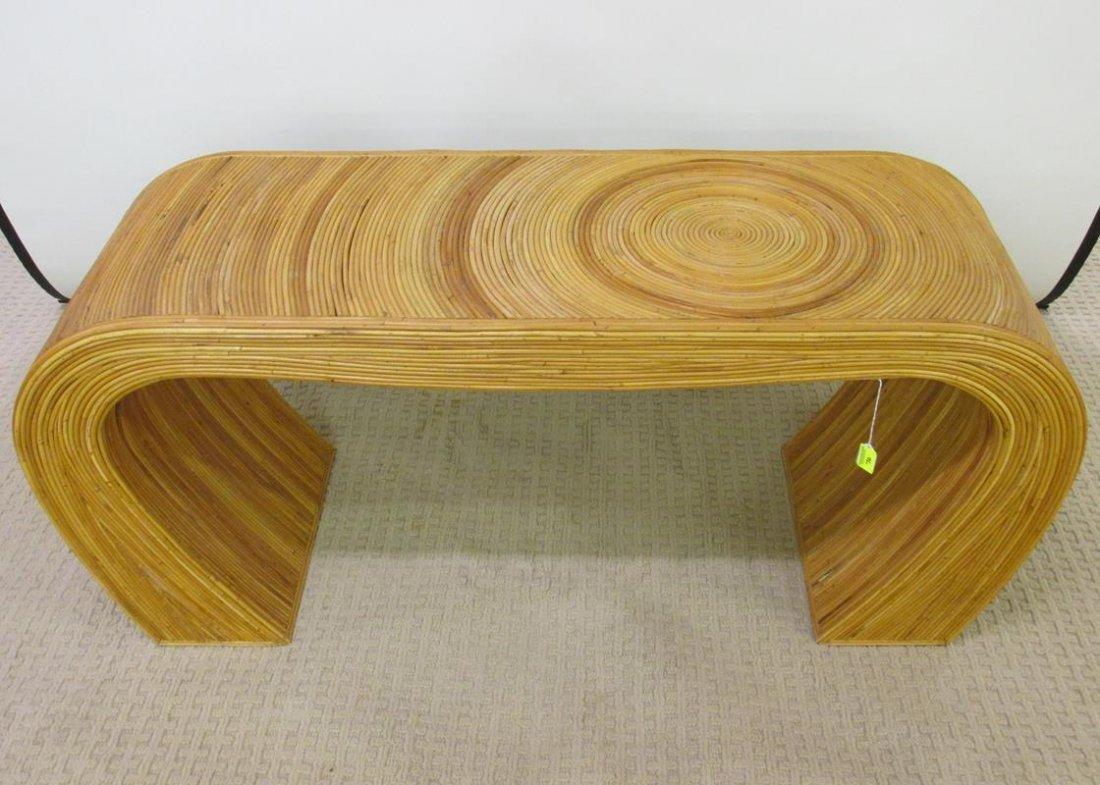 GABRIELLA CRESPI-STYLE CONSOLE TABLE