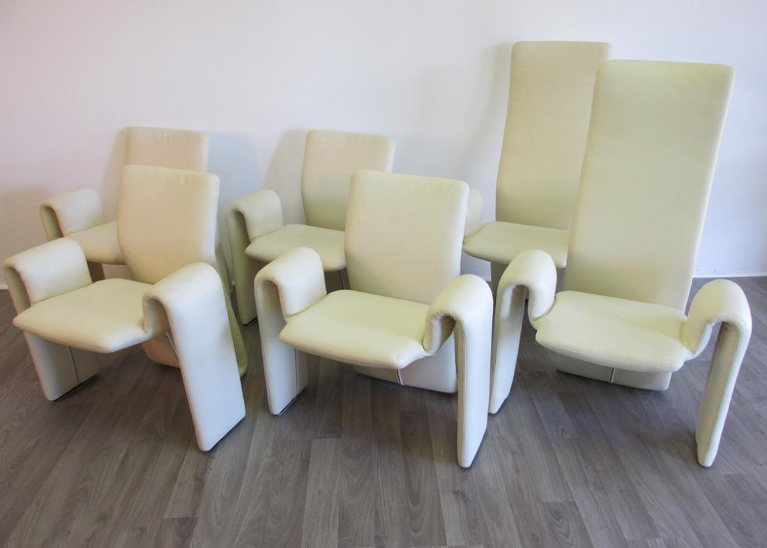 BRAYTON INTERNATIONAL COLLECTION DINING CHAIRS