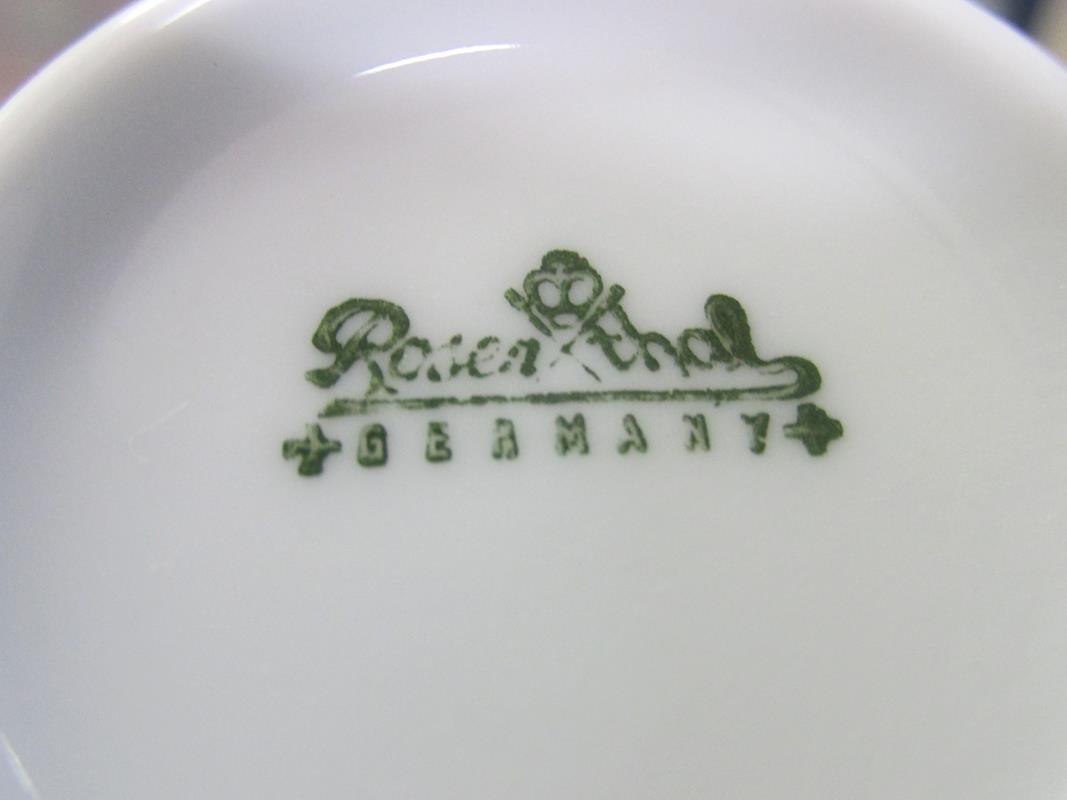 41 PC. ROSENTHAL-GERMANY TEA SET - 2