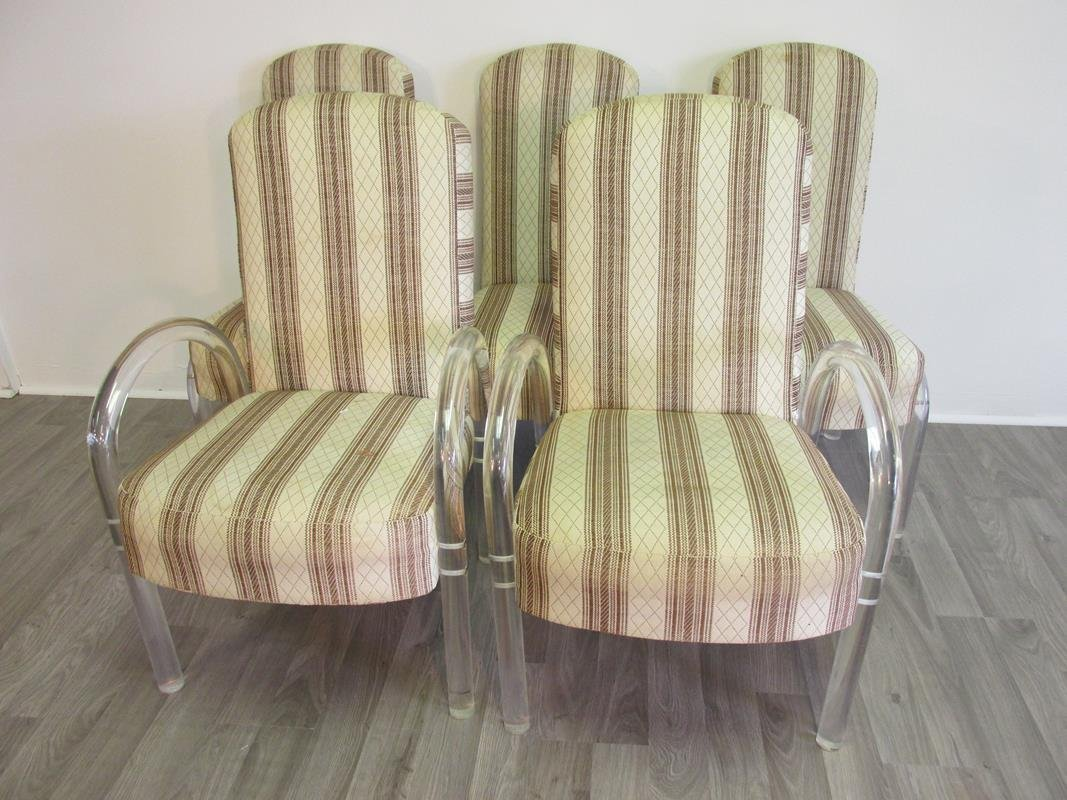 CHARLES HOLLIS JONES STYLE DINING CHAIRS