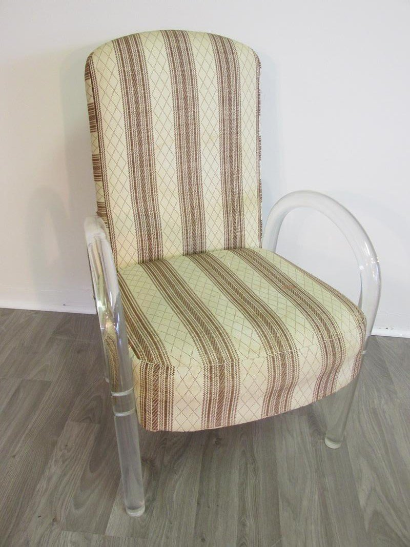 CHARLES HOLLIS JONES STYLE DINING CHAIRS - 2