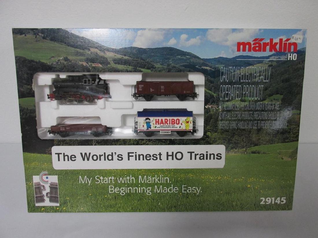 MARKIN HO TRAIN SET #29145
