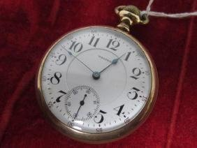 1906 WALTHAM R.R. GRADE POCKETWATCH