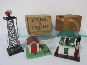 LIONEL & MARX TRAIN COMPONENTS