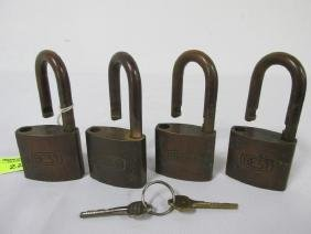 4 BEST SECURITY PADLOCKS WITH MASTER KEY
