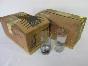 LIBBEY GLASSWARE FOR THE WOODVALE SHORTLINE