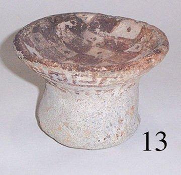 13: HOHOKAM POTTERY CENSOR