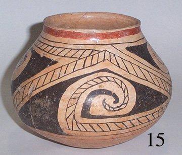 15: CASAS GRANDES POTTERY JAR