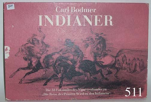 511: BODMER BOX SET OF PRINTS