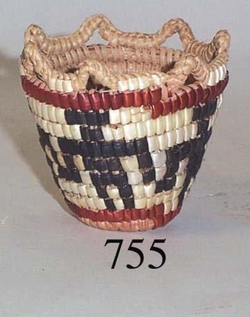 755: SALISH BASKET