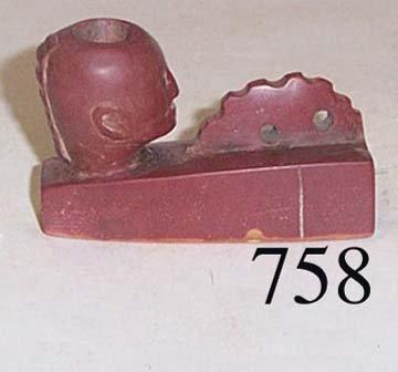 758: PLAINS PIPE BOWL