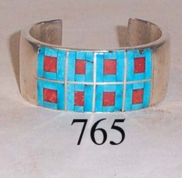 765: ZUNI BRACELET