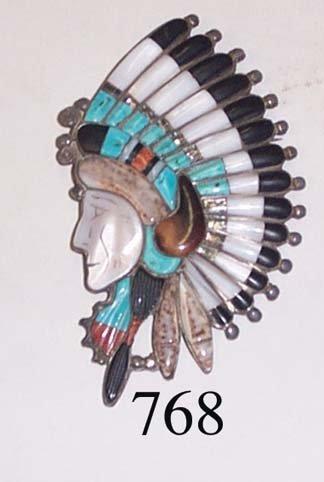 768: ZUNI PIN