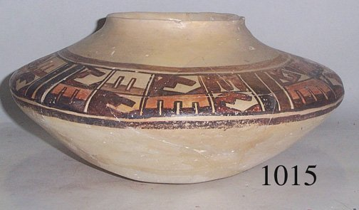 1015: SIKYATKI POTTERY JAR