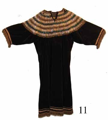 11: PLAINS DRESS