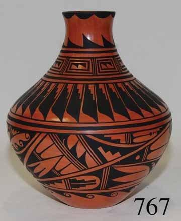 767: JEMEZ POTTERY JAR