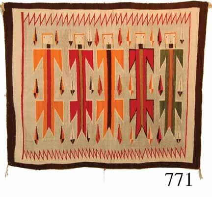 771: NAVAJO TEXTILE