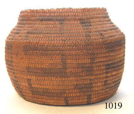 1019: PAPAGO BASKETRY BOWL