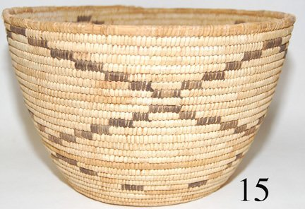 15: PAPAGO BASKETRY BOWL