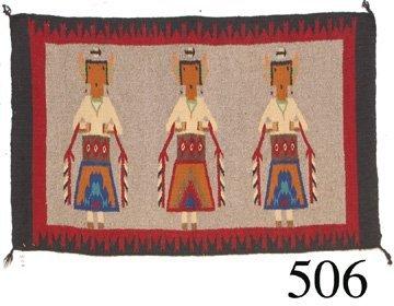 506: NAVAJO TEXTILE