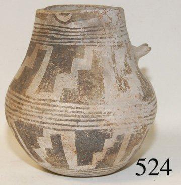 524: ANASAZI POTTERY JAR