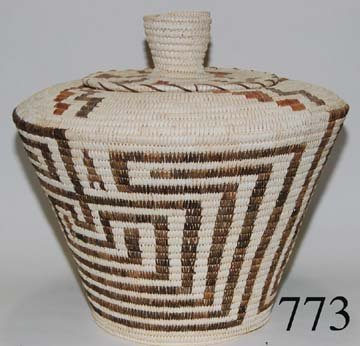 773: PAPAGO BASKET