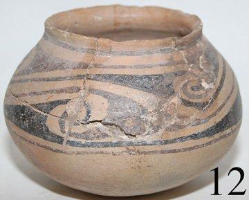 12: CASAS GRANDES POTTERY JAR